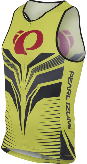 PEARL iZUMi ELITE In-R-Cool LTD triathlon-vaatteet , keltainen